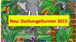 Dschungel-Turnier