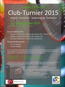 2015 Clubturnier